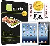 Scriji HD Blendschutzfolie Displayschutzfolie iPad 3 & iPad 4 Retina Schutzfolie Anti-Glare / antireflektierend [kostenloser Versand]