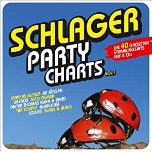 Schlager Party Charts Vol.1