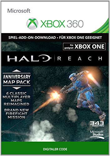 Halo Reach: Anniversary Map Pack [Xbox 360 - Download Code]