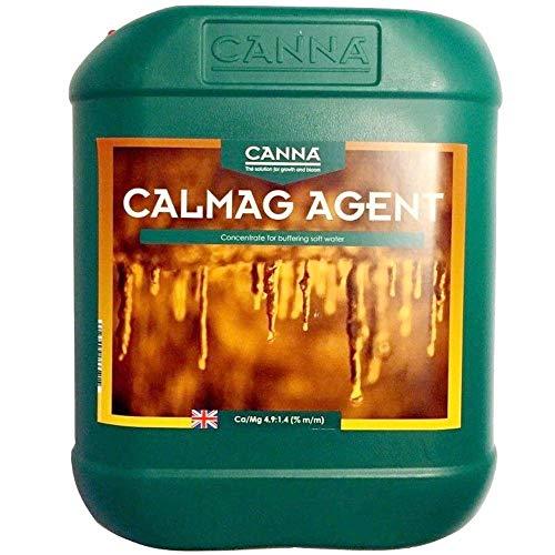 City Hydroponics Canna Calmag Agent Calcium Magnesium Additiv 5L -