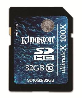 Kingston KISDHC1032GB - Tarjeta de Memoria SecureDigital de 32 GB (B004TS1IFK) | Amazon price tracker / tracking, Amazon price history charts, Amazon price watches, Amazon price drop alerts
