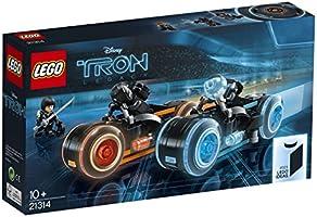 Lego Ideas - TRON : L'Héritage - 21314 - Jeu de Construction