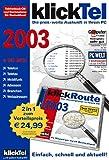 """KlickTel + KlickRoute """"2 in 1"""" Juli 2003 Bild"""