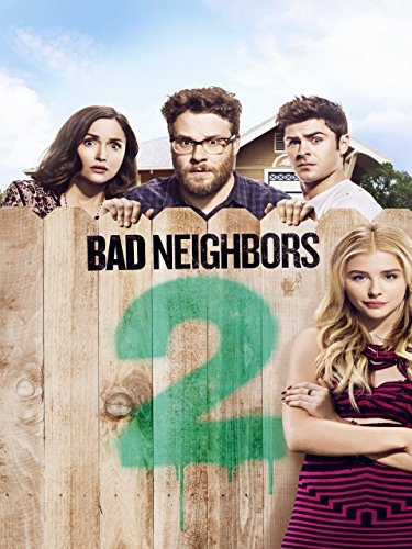 Bad Neighbors 2 Cover