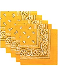 11aec64ade4 KARL LOVEN Lot de bandanas 100% Coton paisley foulard fichu bandana 25  couleurs au choix