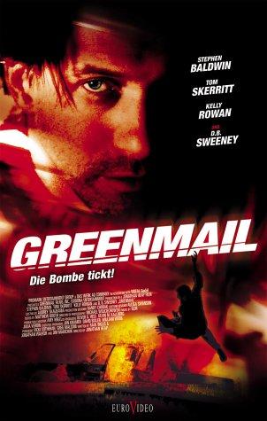 Greenmail - Die Bombe tickt! [VHS]