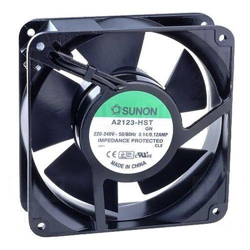 Sunon Ventilador 220V DP200A, 120x120x38mm