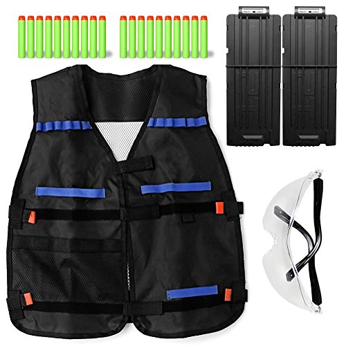 tactical-vest-for-nerf-n-strike-elite-team-ysshui-kit-including-2-clips-12-darts-quick-reload-clip-b