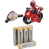 Chicco -Moto Ducati - 1198 + Piles