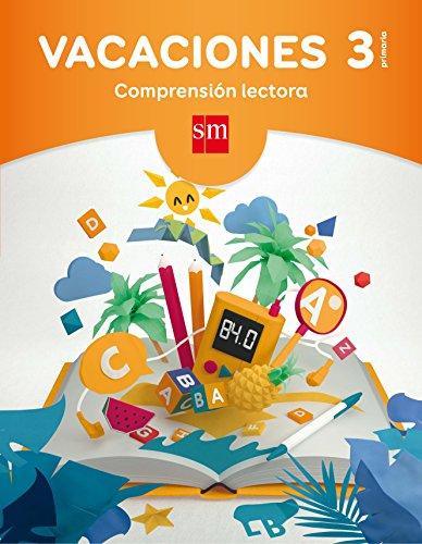 Vacaciones: comprensión lectora. 3 Educación Primaria por Mª Rosario González Parra