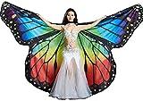 Isis Wings Flügel Schmetterling Schleier Bauchtanz Belly dance Kostüm Fasching Karneval Samba Tanz