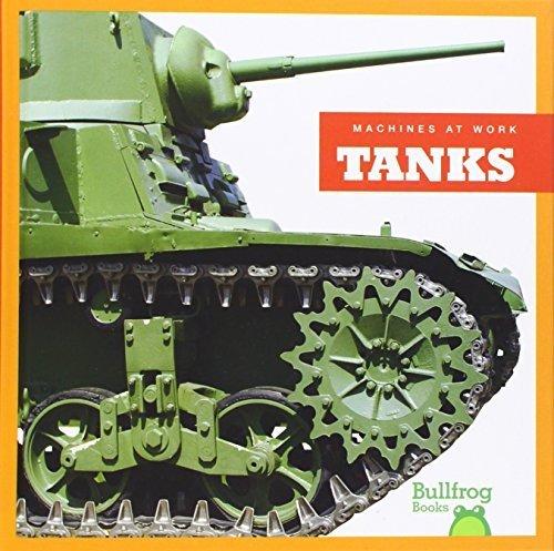 Tanks (Machines at Work (Bullfrog Books)) by Morey, Allan (2014) Hardcover