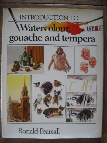 Introduction to Watercolour and Gouache