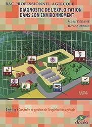 Diagnostic de l'exploitation dans son environnement Bac professionnel agricole : Conduite et gestion de l'exploitation agricole MP4