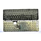 Compatible HP Pavilion 15 15-E 15-G 15-N 15-R 15-S Series(Numeric) Laptop Keyboard With Frame