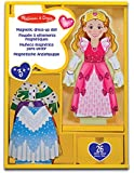 Melissa & Doug 13553 Princess Elise Magnetic Wooden Dress-Up Doll