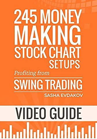 Video Guide: 245 Money Making Stock Chart Setups - Profiting from Swing Trading