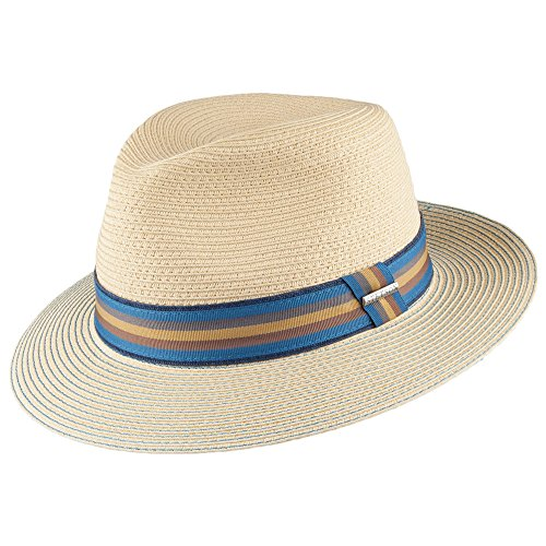 Stetson Chapeau Player Monticello Toyo Homme - nature