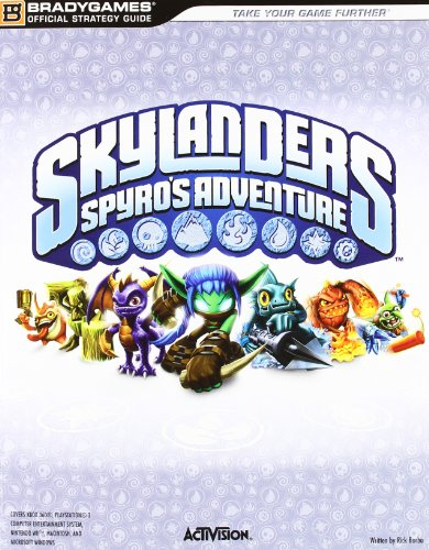 Skylanders Spyro's Adventure Official Strategy Guide (Official Strategy Guides (Bradygames)) por Rick Barba