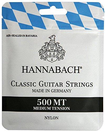Hannabach 500MT - Cuerdas de guitarra clásica