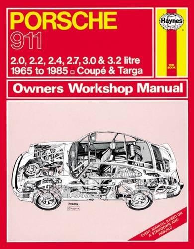 Porsche 911 Owner's Workshop Manual por Haynes Publishing