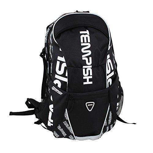 Rucksack für Schlittschuhe und Inliner schwarz oder pink 27 LSporttasche, Tasche (schwarz)