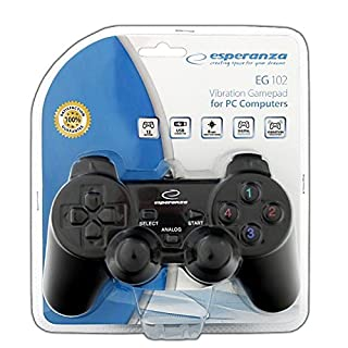 Esperanza Vibration Gamepad USB Warrior