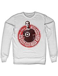 Sheldon Circle Sweatshirt (Blanc)