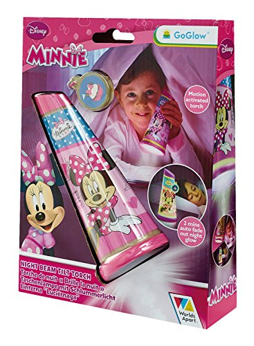 Image of Minnie Mouse Tilt Torch and Night Light by GoGlow