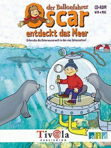 Oscar entdeckt das Meer (Pflanze Qualle)