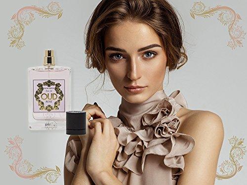 Oud Rose pour femme Eau de parfum, 100 ml - Nouvel hypnotique Parfum Pour Elle