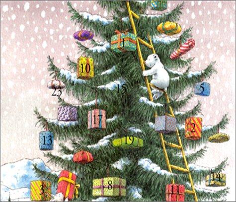 Calendrier de l'avent géant : Sapin de Noël de Plume