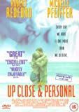Up Close & Personal [DVD] [1996]