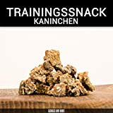 George & Bobs Trainingssnack - Kaninchen - 1000g - Würfelfleisch - Happen - Trainingshappen - ca.2x2cm