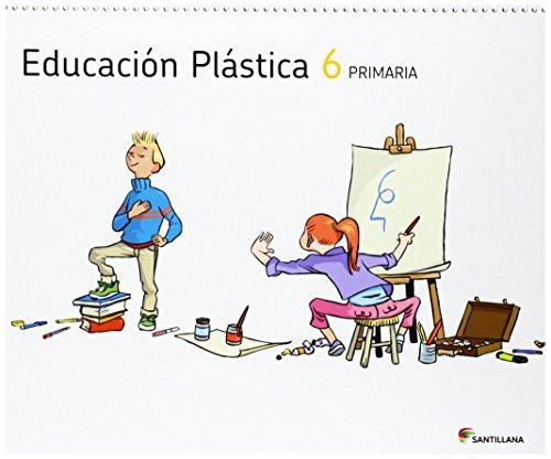 EDUCACION PLASTICA 6 PRIMARIA - 9788468014500 por Aa.Vv.