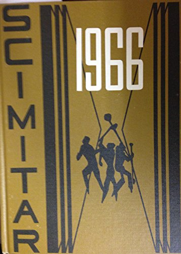 Scimitar 1966 Lorain High School Yearbook par Lorain High School