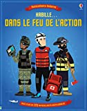 Telecharger Livres Habille Dans le feu de l action Autocollants Usborne (PDF,EPUB,MOBI) gratuits en Francaise