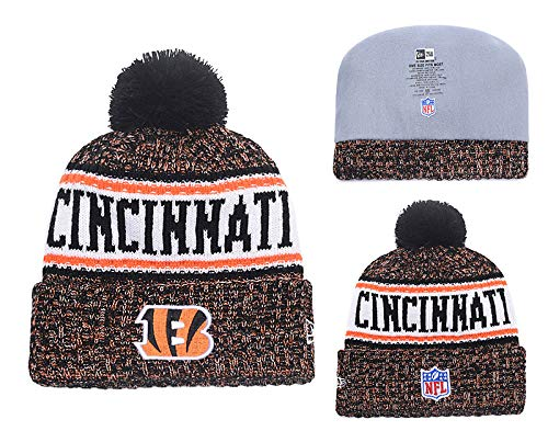 3dc6a3a1 christianrose 2019 New Season Cincinnati Bengals Beanie Knit Cap