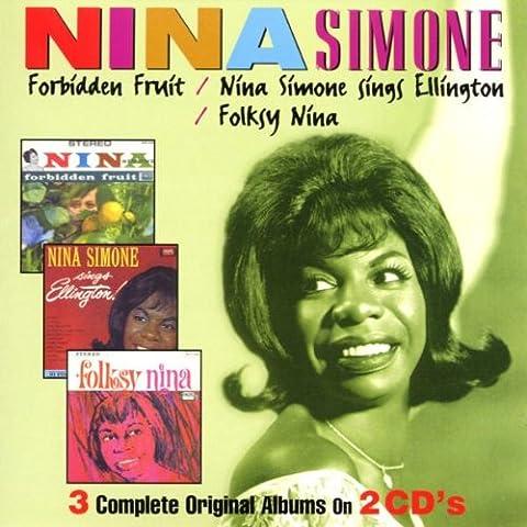 Forbidden Fruit;Sings Ellington;Folksy Nina