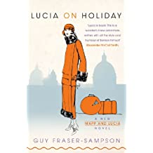 Lucia on Holiday: A Mapp & Lucia Novel