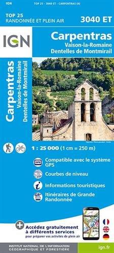 3040ET CARPENTRAS VAISON LA ROMAINE
