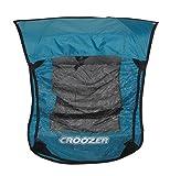 Verdeck 2in1 für Kinderanhänger Croozer Kid for 1, Modell 2010, eisblau (1 Stück)