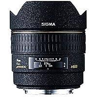 Sigma EX 14/2,8 IF aspherical HSM Objektiv für Nikon D