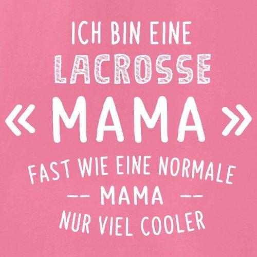 Ich bin eine Lacrosse Mama - Damen T-Shirt - 14 Farben Azalee