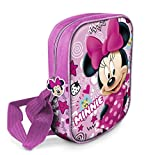 Star Licensing Disney Minnie Tracolla 3D Borsa Messenger, Multicolore