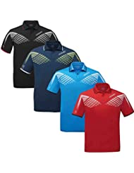 DONIC Shirt Hyperflex, Options d' M, Bleu