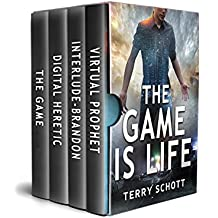 The Game is Life Boxed Set 1-4 (English Edition)