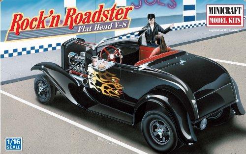 Minicraft modèles 1931 Rock N Roadster Echelle 1/16