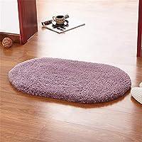 Andre Home Manta Antideslizante para Perro Mascota para Sala de Estar Dormitorio Baño Cocina Cordero Cojín