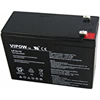 Vipow - Batería de Movilidad 12V 10Ah Para silla de ruedas eléctrica. Bateria de ciclo